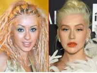Good Genes or Good Docs?Christina Aguilera's is beautiful! Here's an 18-year-old version of the New Year's Rockin' Eve headliner back in 1998 and 20 years later the 38-year-old at an event earlier this year. tmz christinaaguilera xtina celebrity: Good Genes or Good Docs?Christina Aguilera's is beautiful! Here's an 18-year-old version of the New Year's Rockin' Eve headliner back in 1998 and 20 years later the 38-year-old at an event earlier this year. tmz christinaaguilera xtina celebrity
