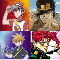 Everything is a JoJo reference.: Good grief o Everything is a JoJo reference.