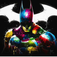 """Good Knight Gothamites! Tomorrow we'll have more of our history session """"The ABC's of The Joker"""" and another round of Nerdy Tats Friday! If you want to submit your tattoo to be featured, please email me your Instagram handle and pics to HistoryoftheBatman[@]gmail.com! I leave you tonight with a Batman pop artwork by illustrator by Patrice Murciano @Patrice_Murciano! To see more of their beautiful works, please visit @Patrice_Murciano's website at PatriceMurciano.com! As always, thanks for following and all of the constant support, it is greatly appreciated! Have a great night and we will have more History of the Batman tomorrow. Remember Gothamites, it's all about Peace, Love and Batman! ✌🏼💙🦇🎨: Good Knight Gothamites! Tomorrow we'll have more of our history session """"The ABC's of The Joker"""" and another round of Nerdy Tats Friday! If you want to submit your tattoo to be featured, please email me your Instagram handle and pics to HistoryoftheBatman[@]gmail.com! I leave you tonight with a Batman pop artwork by illustrator by Patrice Murciano @Patrice_Murciano! To see more of their beautiful works, please visit @Patrice_Murciano's website at PatriceMurciano.com! As always, thanks for following and all of the constant support, it is greatly appreciated! Have a great night and we will have more History of the Batman tomorrow. Remember Gothamites, it's all about Peace, Love and Batman! ✌🏼💙🦇🎨"""