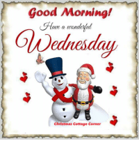 For more awesome holiday and fun pictures go to... www.snowflakescottage.com: Good Morning!  ave a wondeyiul  ednesday  Christmas Cottage Corner For more awesome holiday and fun pictures go to... www.snowflakescottage.com