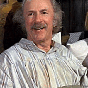Good Morning to Everyone but Grandpa Joe Who Sat in Bed ...