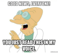 GOOD NEWS EVERYONE!  YOU JUSTREAD THISINIMY No one has posted in a while~Mr.Man