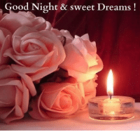 sweet dreams: Good Night & sweet Dreams!