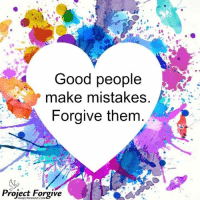 People Make Mistakes