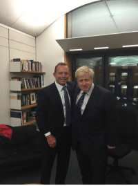 Good to see Boris Johnson as the new UK foreign secretary. He's a good friend of Australia.: Good to see Boris Johnson as the new UK foreign secretary. He's a good friend of Australia.