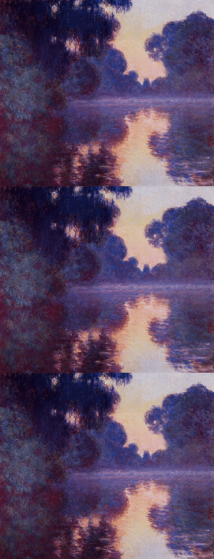 goodreadss: Arm of the Seine near Giverny at Sunrise Claude Monet - 1897: goodreadss: Arm of the Seine near Giverny at Sunrise Claude Monet - 1897