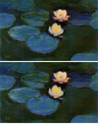 Tumblr, Blog, and Http: goodreadss:Water lilies, Claude Monet