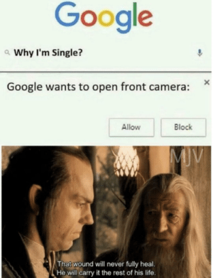 Google being straight savage!: Google being straight savage!