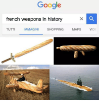 Eiffel Tower Urban Dictionary: Google  french weapons in history  TUTTIIMMAGINISHOPPING  MAPS  VIDE