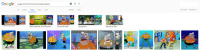 Fuck Google: Google Googl  whom's't've the fuck is the king of Atlantis  All Videos Images News More  Setting  Tools  EEEW  man and Barnac  Mermaid Man  Aquarium  Barnacle Boy  View saved SafeSearch