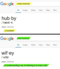What wifey means