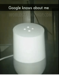 Dude Gets Roasted By His Google Home! 👀😂 Watch Now On WorldStarHipHop.com & The WorldStar App! (Posted by @JoeWorldstar) WSHH: Google knows about me Dude Gets Roasted By His Google Home! 👀😂 Watch Now On WorldStarHipHop.com & The WorldStar App! (Posted by @JoeWorldstar) WSHH