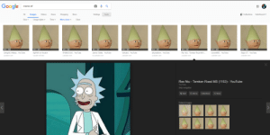 I don't think that is the same image: Google meme er  All ImagesVideos News  Shopping  More  Settings  Tools  Collections SafeSearch  Size-  Usage rights ▼  Time ▼  More sizes ▼  Clear  900 x 900  900 x 900  900 x 900  SHIMIAUUG - YouTube  youtube.com  900 x 900  Jannis Göttle - YouTube  m.youtube.com  900 x 900  Vetseke - YouTube  youtube.com  900 x 900  phandalism - YouTube  youtube.com  900 x 900  900 x 900  laurent992 - YouTube  youtube.com  900 x 900  Almighty H00pla - YouTube  youtube.com  tfgfr5tfr on Scratch  scratch.mit.edu  Rex Niu - Tomken Road MS (  youtube.com  Begix 87 - YouTube  youtube.com  Rex Niu - Tomken Road MS (1153) - YouTube  YouTube  Skip navigation  早Visit 口  Add to  Collections  くShare  Related images I don't think that is the same image
