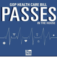 Memes, News, and Breaking News: GOP HEALTH CARE BILL  PASSES  IN THE HOUSE  FOX  NEWS BREAKING NEWS: House Republicans pass health care bill.