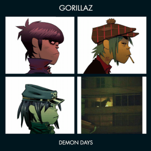 Gorillaz, Demon, and Gorillaz Demon Days: GORILLAZ  DEMON DAYS https://t.co/66754zmBr9