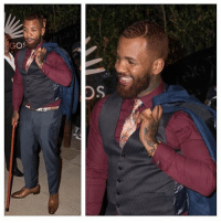 Blackpeopletwitter, Jidenna, and The Game: GOS  S The game as Jidenna. Yooooo
