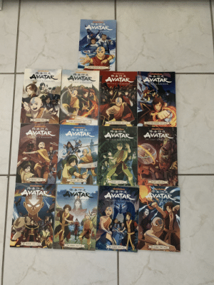 Got a great deal on these comic books, is there a certain order I should read them to make the most sense?: Got a great deal on these comic books, is there a certain order I should read them to make the most sense?