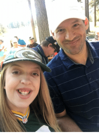 Got a pic of Aaron Rodgers and Tony Romo at a Celebrity golf tournament in Tahoe!: Got a pic of Aaron Rodgers and Tony Romo at a Celebrity golf tournament in Tahoe!