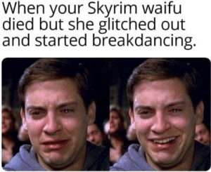 Gotta go to skyrim again: Gotta go to skyrim again