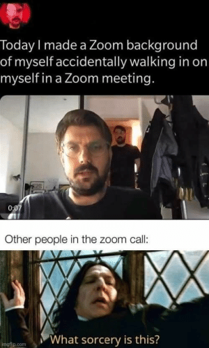 Gotta make Zoom meetings more interesting somehow! #Memes #Zoom #Troll #Entertainment: Gotta make Zoom meetings more interesting somehow! #Memes #Zoom #Troll #Entertainment