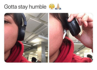 Flexing, Memes, and Humble: Gotta stay humble  Cha  Stu No flex BVIP is BACK!