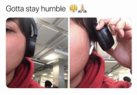 Memes, Humble, and 🤖: Gotta stay humble  St https://t.co/wt8TAh4cgm