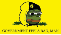 GOVERNMENT FEELS BAD, MAN
