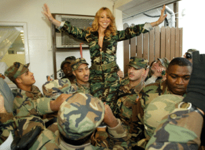 Me: I hate the US militaryMe looking at this picture: all hail the imperialist army of Mariah!: GP 85373 Me: I hate the US militaryMe looking at this picture: all hail the imperialist army of Mariah!