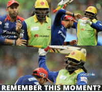 Funny, Memes, and Wiki: GRA  idea  Sportz wiki  Iki  REMEMBER THIS MOMENT? Remember that funny banter between Yuvi and Gayle?