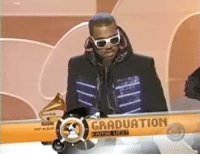 Kanye, Rap, and Tumblr: GRADUATION anoonyym:  Kanye West Wins Grammy Best Rap Album: Graduation