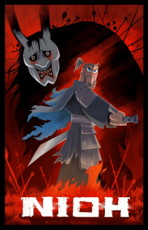 grainock:  My new Nioh Jack poster is available!  https://www.etsy.com/listing/511371944/nioh-samurai-jack-mashup-video-game?ref=shop_home_feat_2: grainock:  My new Nioh Jack poster is available!  https://www.etsy.com/listing/511371944/nioh-samurai-jack-mashup-video-game?ref=shop_home_feat_2
