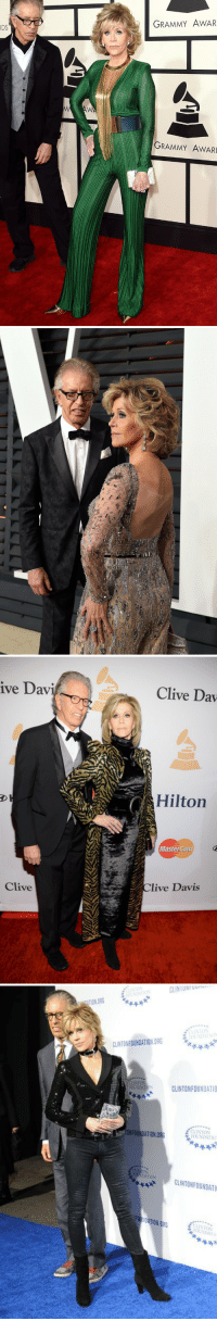 """<p><a href=""""http://elizabitchtaylor.tumblr.com/post/166769067922/moodboard-jane-fonda-absolutely-slaying-it-while"""" class=""""tumblr_blog"""" target=""""_blank"""">elizabitchtaylor</a>:</p> <blockquote><p>moodboard: Jane Fonda absolutely slaying it while her boyfriend stands awkwardly in the background</p></blockquote>: GRAMMY AWAR  DS  GRAMMY AWARD   ive Dav  Clive Dav  Hilton  MasterCard  Clive  live Davis   o CLINTONFOONO  FOUNDHTIO  TION ORG  IST(パ  CLINTON FOUNDATION ORG  FOUNDATIOSCLINTONFOUNDATIO  NFOUNDATION.ORG  ECLINTON  AtON CLINTONFOUNDATI  CLINTONFOUNDATI  FOt  NTON  OUNDA <p><a href=""""http://elizabitchtaylor.tumblr.com/post/166769067922/moodboard-jane-fonda-absolutely-slaying-it-while"""" class=""""tumblr_blog"""" target=""""_blank"""">elizabitchtaylor</a>:</p> <blockquote><p>moodboard: Jane Fonda absolutely slaying it while her boyfriend stands awkwardly in the background</p></blockquote>"""