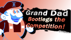 Grand Dad Bootlegs the Competition! Flintstones Music* | 7