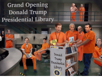 Grand Opening  Donald Trump  Presidential Library  Donald  Trum  Presidential  Library