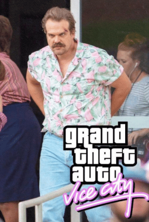 Tommy Vercetti: gRand  theFt  auto  ice Cry Tommy Vercetti