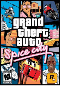 GTA Spice City bitches   Credit: Nassim Azira: grand  TheFt  auto,  MATURE 17+  CONTENT RATED BY  ES IRB GTA Spice City bitches   Credit: Nassim Azira