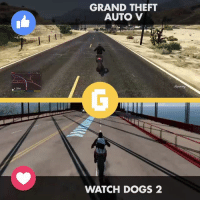 Video Games, What Is, and Grand: GRAND THEFT  AUTO V  WATCH DOGS 2  Harmon What is the best modern open world, gamologists? #VidPoll