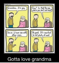 supportive grandma via /r/wholesomememes https://ift.tt/2w4HjRI: Grandma.. I'm qa  Gay? Is that the one  where you don't eat neat?  y.  Un. na. I have sexth h god. It's ingerlant  to eat plenty of meat)  S impor lani  other men.  Gotta love grandma supportive grandma via /r/wholesomememes https://ift.tt/2w4HjRI
