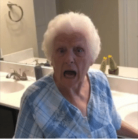 9gag, Grandma, and Memes: Grandma is the queen of trick shots! By @smoothsmith8 - 9gag trickshots