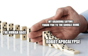 Grandma saving the world, one thank you at a time!: Grandma saving the world, one thank you at a time!