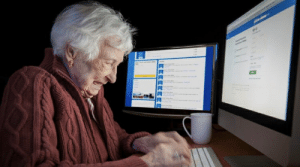 Grandma unleashes a ddos attack on the Pentagon: Grandma unleashes a ddos attack on the Pentagon