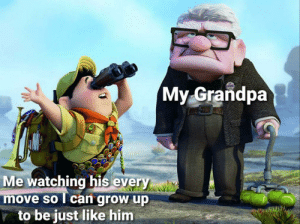 Grandpa's deserve more credit: Grandpa's deserve more credit