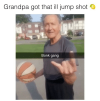 TOO NICE 🍋 @funnyblack.s ➡️ TAG 5 FRIENDS ➡️ @daynaz_ (Credit) ➡️ TURN ON POST NOTIFICATIONS: Grandpa got that ill jump shot O  Bonk gang TOO NICE 🍋 @funnyblack.s ➡️ TAG 5 FRIENDS ➡️ @daynaz_ (Credit) ➡️ TURN ON POST NOTIFICATIONS