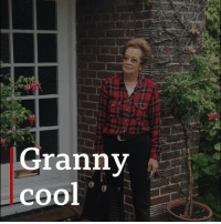 "Fashion, Instagram, and Irish: Granny  cool Strike a pose! Eileen Smith might not be as young as some fashion icons, but she's just as fabulous. The Irish grandmother has 35,000 followers on Instagram, who never miss her latest looks. But unlike some style leaders, Eileen's keeping her feet on the ground: ""I'm just an 80-year-old woman who puts up a photograph and likes style"". fashion style ootd instafashion stylish grandmother bbcnews @eileenstylequeen"