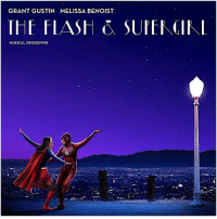Memes, 🤖, and Flash: GRANT GUSTIN MELISSA BENOIST  THE FLASH SUTER OINL  MUSICAL CROSSOVER What did you guys think of the First Episode of The DCTV Musical CrossOver on SuperGirl ? I'm currently Watching it right now actually. 😂 Can't wait for Tomorrow's Episode of TheFlash ! TheFlashXSuperGirl ⚡️ DynamicDuet 💥 ( Art : @timetravel_6000v2 ) DCComics 🎵
