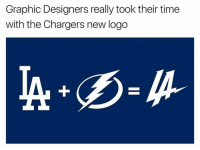 Graphic Designers really took their time  with the Chargers new logo Absolutely disgusting.