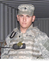 Life, Memes, and Army: GRAVES  Courtesy of Kevin Graves Honoring Army Spc. Joseph A. Graves who selflessly sacrificed his life twelve years ago in Iraq for our great Country. Please help me honor him so that he is not forgotten. https://t.co/WmvzqDR4nh