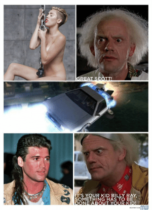 What are you lookin' at butthead? - Meme by Biff :) Memedroid: GREA  T'S YOUR KID BILLY RAY,  SOMETHING HAS TO BE  DONE ABOUT YOUR KID  9  3  3  MOVIEWITCOM What are you lookin' at butthead? - Meme by Biff :) Memedroid