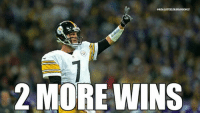 Memes, Rush, and Steelers: GREALS  NSONDY  2 MORE WINS If the pass rush continues to play like they have been they can stop Brady, but he'll destroy the cover 2. They'll need to pass more against the Patriots tho, open up the offense. The pats defense is like glad trash bags compared to KC steelers