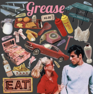: Grease  $5.00  10  EAT